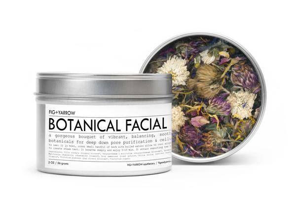 Botanical Herbal Steam
