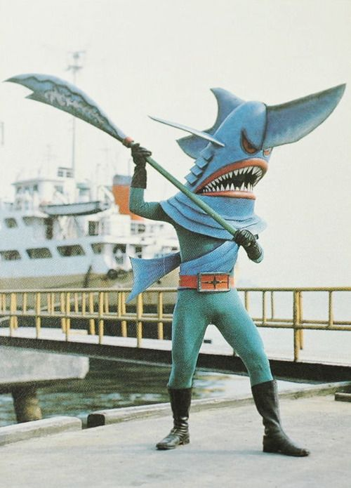 At an attempt to make the Power Rangers more accessible to mermaid children, Bandai has launched a total redesign of the Blue ranger.