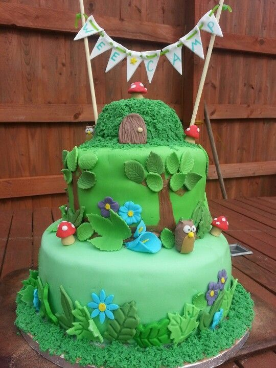 The Fairies Cake Dan Artinya : 30 best images about Fairy party cakes on Pinterest ...