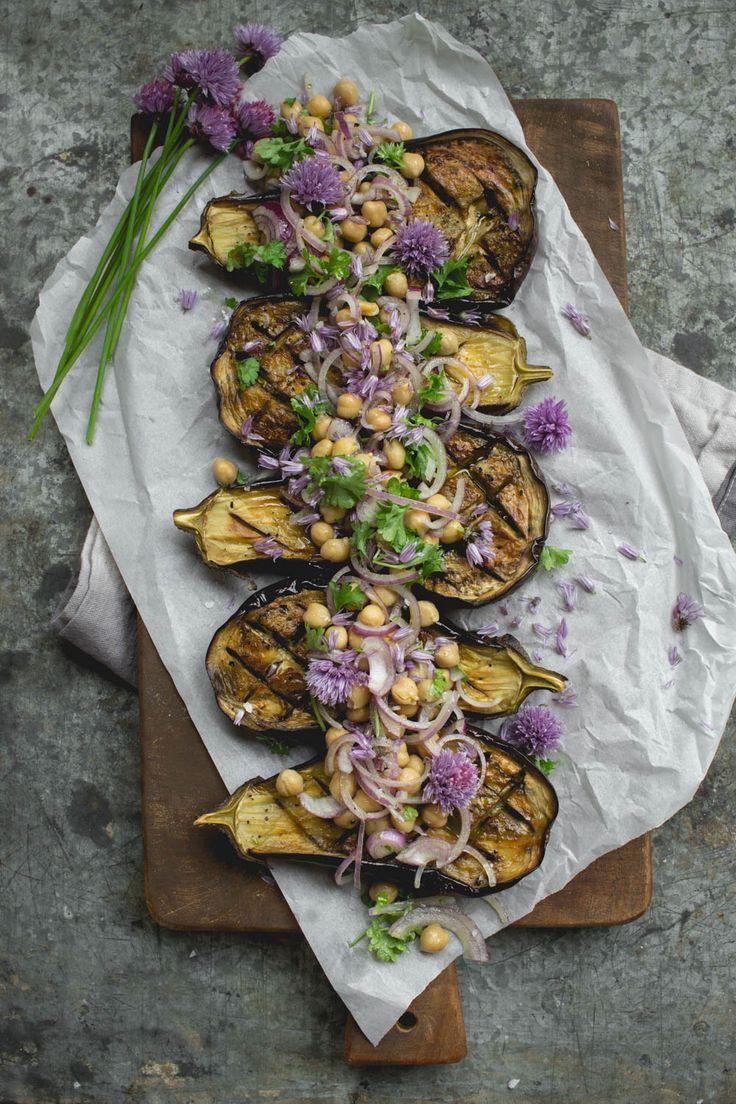 Diadonna baked aubergine ugnsbakad