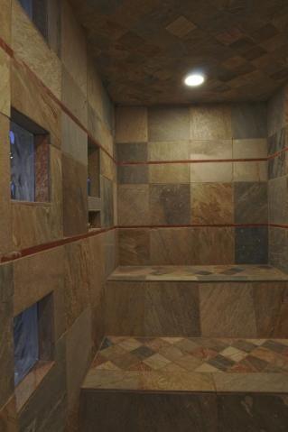indoor steam room. beautiful ideas. Home Design Ideas