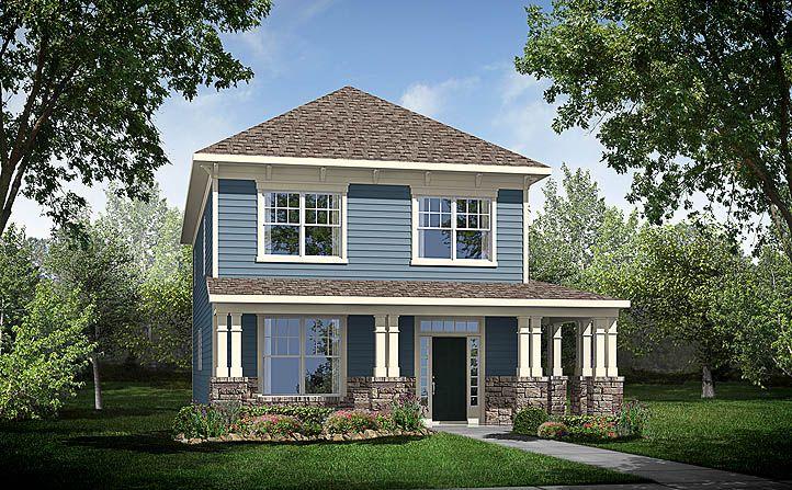 Vanderbilt - Brightwalk Single Family - Charlotte Home for Sale | Standard Pacific Homes