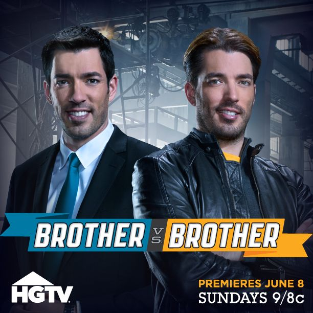 Brother Vs Brother is back!  Don't miss the new season starting Sunday, June 8 at 9/8c.  Get Season2 exclusives now: http://hg.tv/zzh7: Favorite Tv, Drew Scott, Hgtv Branding, Silver Scott, Scott Brothers, Jonathan Silver, Brovsbro Hgtv, Hgtv 3, Hgtv Favorite