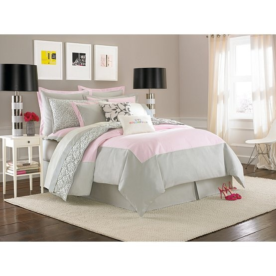 kate spade spring street sweet lilac bedding collection