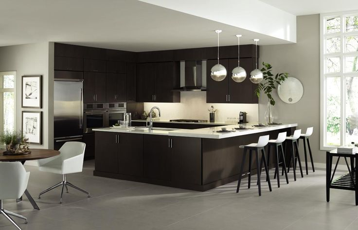 17 Best Images About Kitchen Modern Cabinet Design On Pinterest Modern Kitchen Cabinets, Contemporary photo - 1