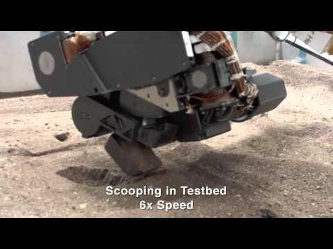 curiosity rover scoop - photo #19