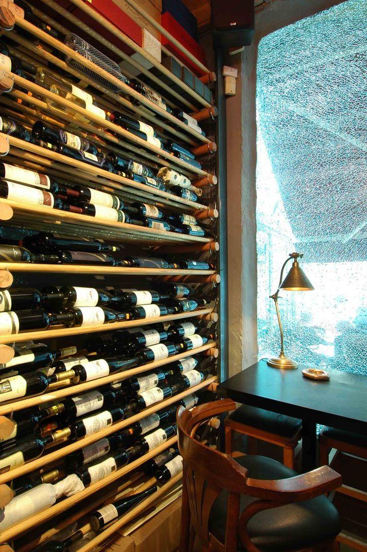 Alkalai Shop and Wine Bar by Shahar Katsav, Tel Aviv (paradise)