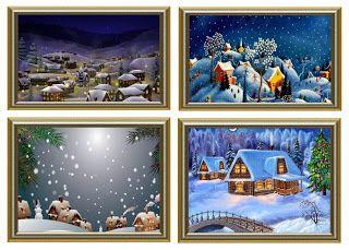Κάρτες Χριστουγέννων - Τι τις κάνουμε;