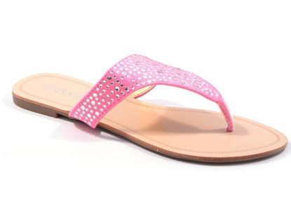 Slipper diamant in fuchsia € 20,50  Kijk op https://www.facebook.com/pages/Zus-en-Zo-Schoenen/268714696607379