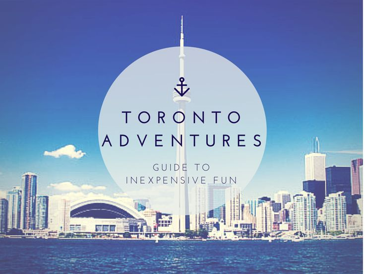 """""""Toronto, where's that? Canada? Oh. So, there must be like polar bears and igloos and snow, right? No?"""" Toronto isthe New York City of Canada. A bustling cosmopolitan area, this city is inhabited ..."""