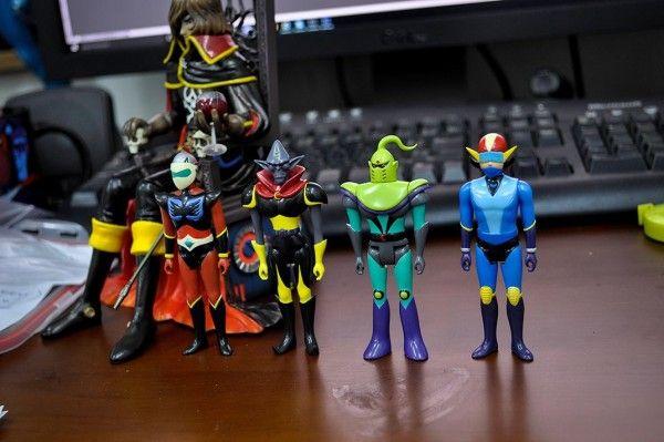Toyzmag Com Hl Pro Nous En Dit Plus Sur Les Figurines Goldorak Figurine Goldorak Goldorak Jouets Japonais