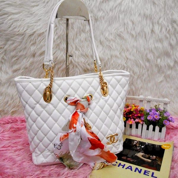 TAS MURAH IRFA' HEIRAH BAG'SHOP: CHANEL SYAL/CHANEL-B3394