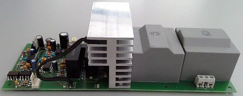 RAL151 generator module: Ultrasonic cavitation for cleaning