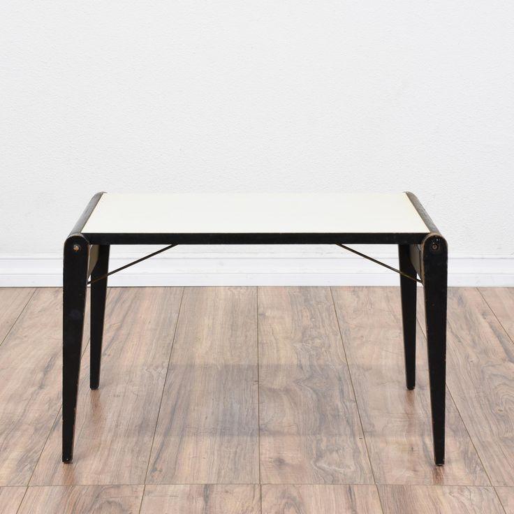 Mid Century Modern Folding Table #2