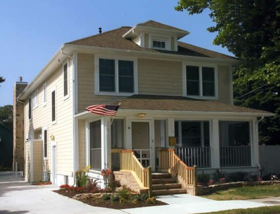 Front of home! - Rehoboth Beach house rental