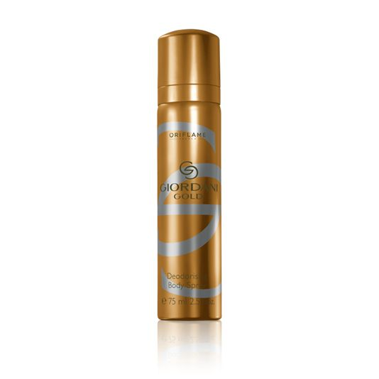 Giordani Gold Deodorising Body Spray