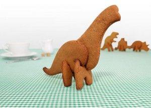 3D dinosaurus koekjes Sam & Jude