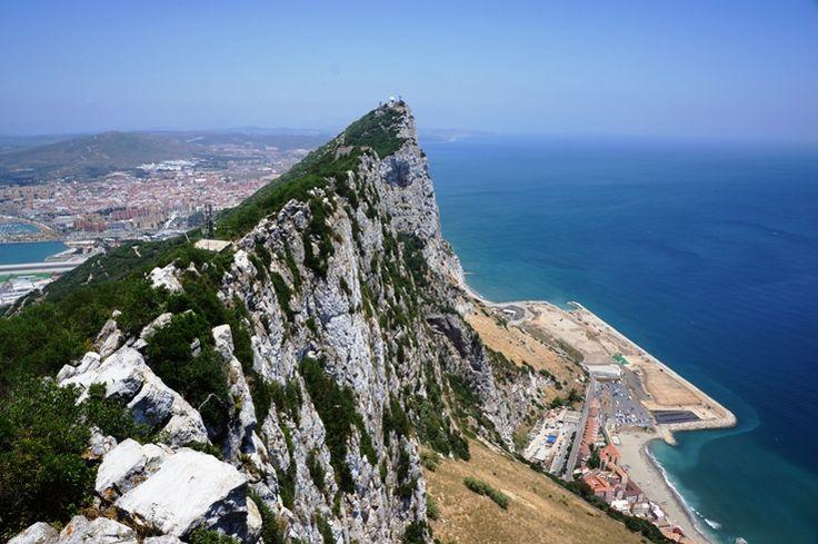 Rochedo de Gibraltar - Viagem com Sabor