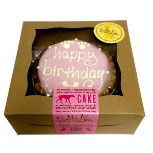 Cannine Birthday Cake