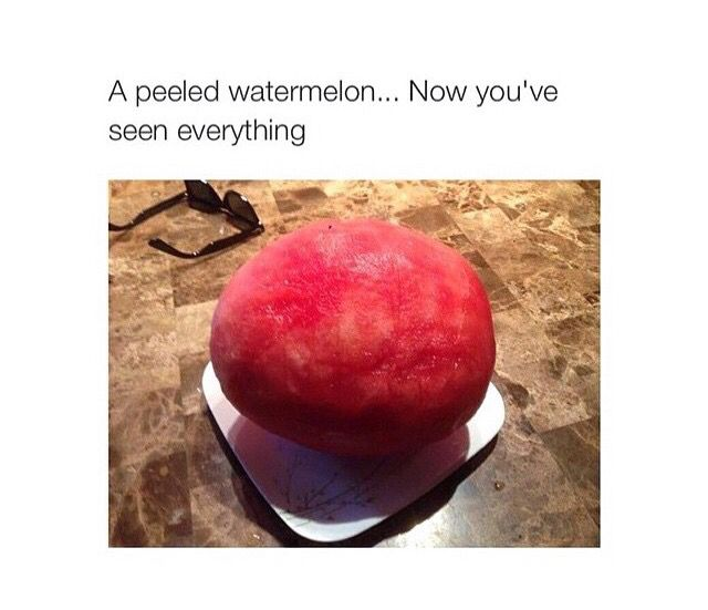 That looks like the most delicious thing I have ever seen!! (Watermelon is one of my favorite foods)