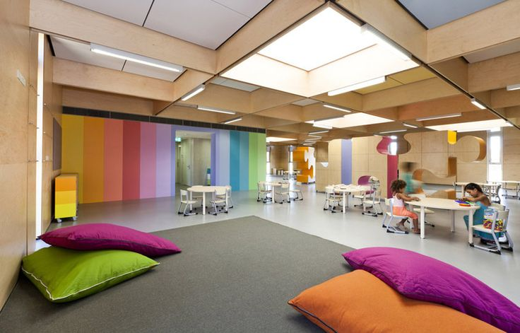 25 Most Creative Kindergartens Designs | 1 Design Per Day: