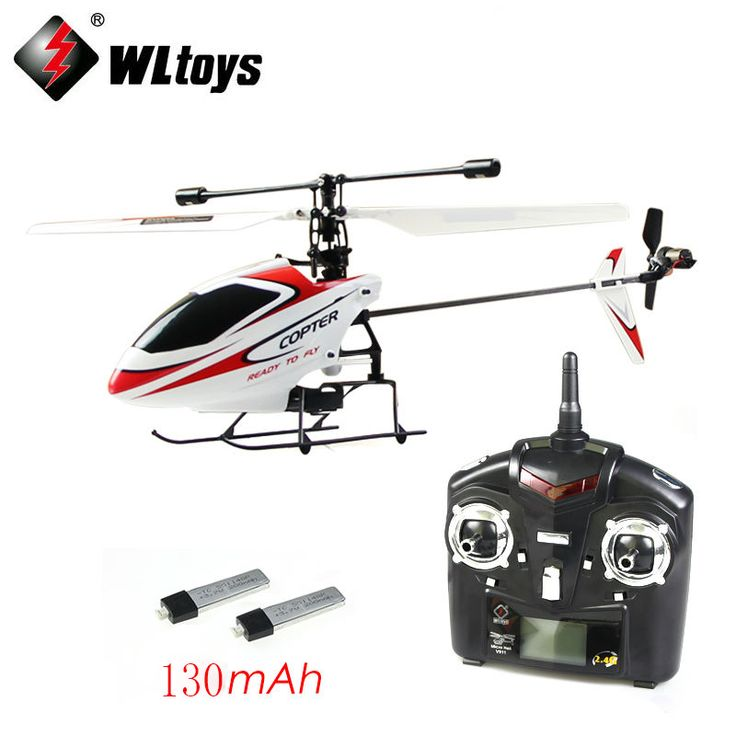 Newest WLtoys WL Upgraded Version V911 4CH 2.4G Single Blade Propeller Mini Radio RC Helicopter w/GYRO RTF Outdoor //Price: $45.41//     #onlineshop