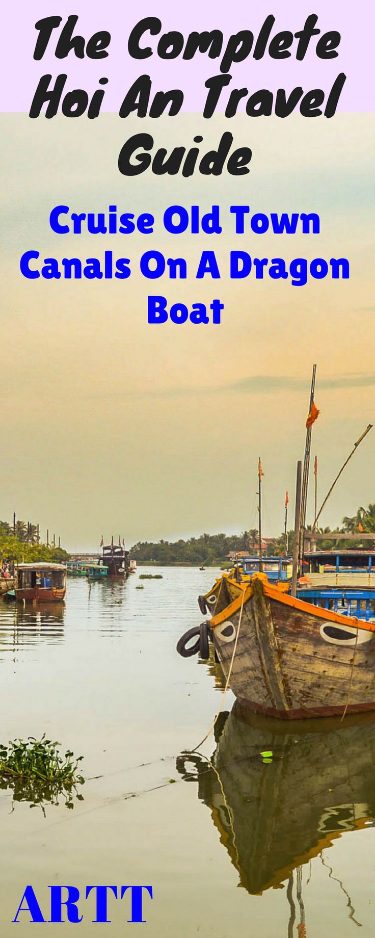 As travelers, we all need a location for peace and relaxation. A great way to get it is by going to Hoi An, Vietnam.... | Hoi An | Vietnam | SE Asia | SE Asia Packing List | SE Asia Itenarary | SE Asia Packing List | SE Asia Travel | SE Asia Outfits | A Road to Travel | Travel