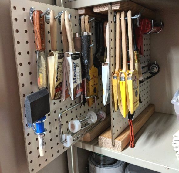 Small Garage Organization- CLICK THE PIC for Lots of Garage Storage Ideas. 42886255 #garage #garagestorage