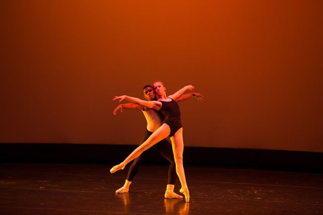 School Of American Ballet Presents Free Lecture Demonstration At Brooklyn College [Full Story At: http://dnce.co/1BSPJLL]