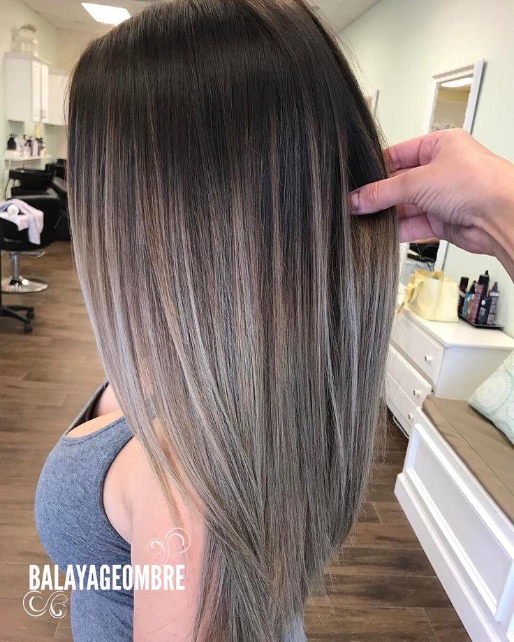 14.1 тыс. отметок «Нравится», 73 комментариев — Balayageombre (@balayageombre) в Instagram: «Would you do it ? Tag your friends Love it #authentichairarmy #hairideas #hairofinstagram…»