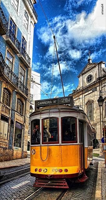 "Lisboa - ""Eléctrico 28"""