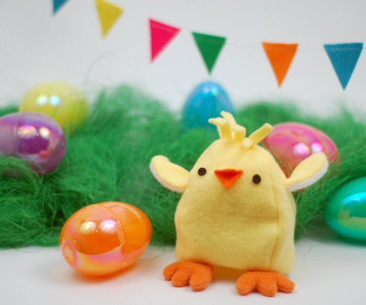51 best sewing projects for easter images on pinterest easter chick egg reversible softie pdf sewing pattern perfect for easter baskets 900 negle Choice Image