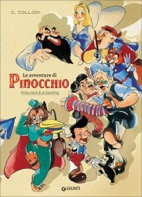 *ADVENTURES by PINOCCHIO ~ History and stories of a puppet