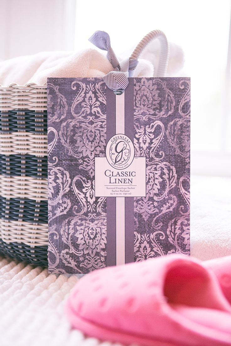 Transform any space into a fragrant experience with our new Grande Sachets! Easily hangable via the attached ribbon.