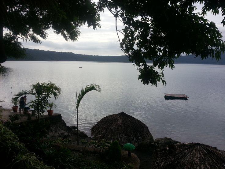 bella Laguna de Catarina, Masaya-Nicaragua.