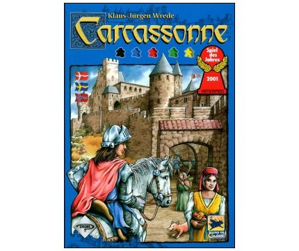 Carcassonne (SVE) 185 kr