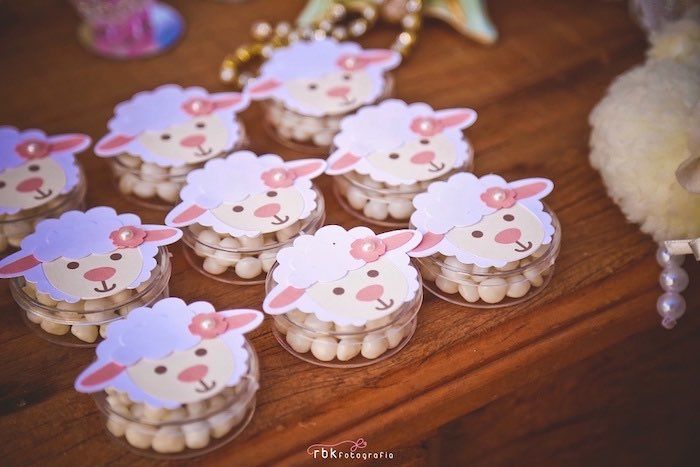 Kara's Party Ideas Little Lamb Baby Shower | Kara's Party Ideas