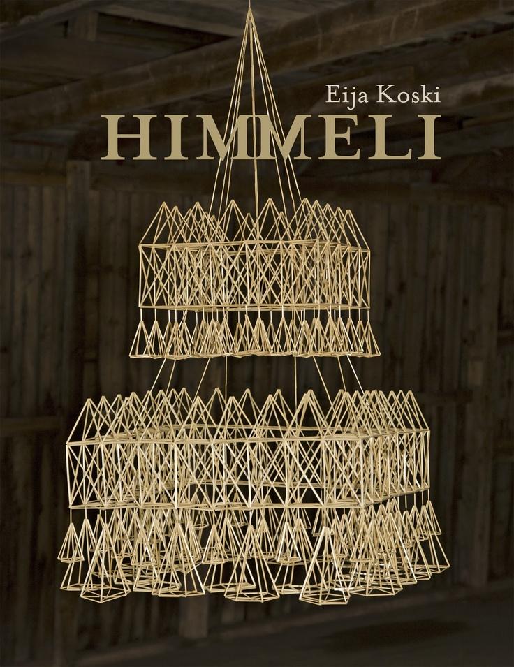 Himmeli / olkihimmeli (traditional Finnish mobiles)
