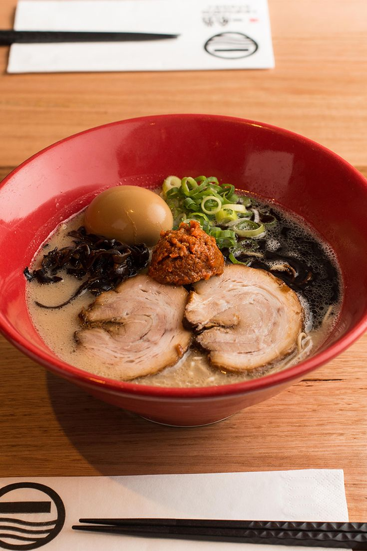 After conquering New York, Tokyo, Seoul, Singapore and Hong Kong, the ramen masters at Ippudo have finally opened a Sydney branch in the new Westfield