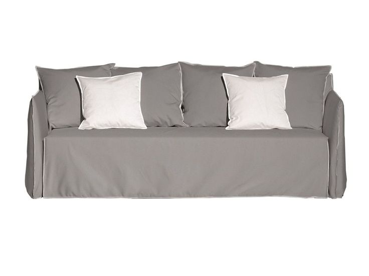 3 Seater Sofa With Removable Cover GHOST OUT 12 By Gervasoni Design Paola  Navone