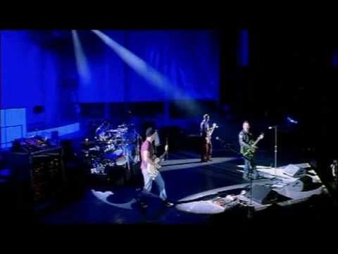 U2 - ONE   (live at Slane Castle 2001) - DVDrip