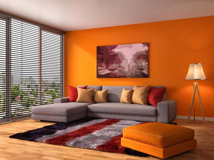 Awesome Orange Interior Design Ideas Photos Interior Design