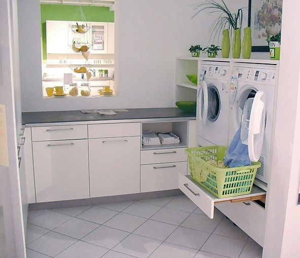 Hacker Musterkuche Utility Room Exhibition Kitchen In Grimma Sachsen Decoration Trends Hauswirtschaftsraum Waschkuchendesign Musterkuchen