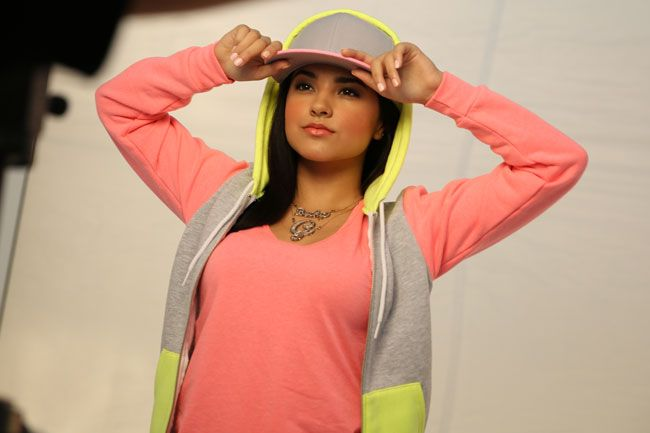 Rising Star Becky G. is Covergirl's Newest (and Dare We Say Coolest?) Face!