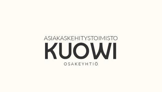 The logo of http://asiakaskehitys.fi