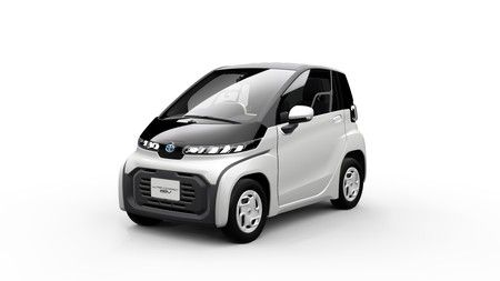 compact BEV, a tiny urban electric car that Toyota seeks to launch in 2020 as part of its new mobility offer