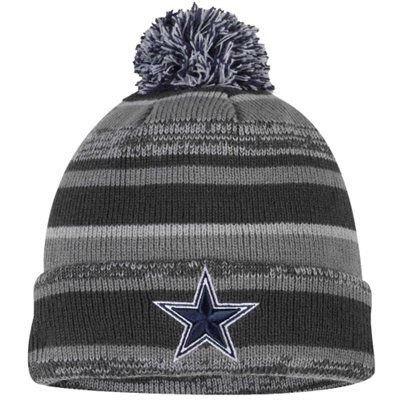 Dallas Cowboys New Era Sport Cuffed Knit Hat – Gray