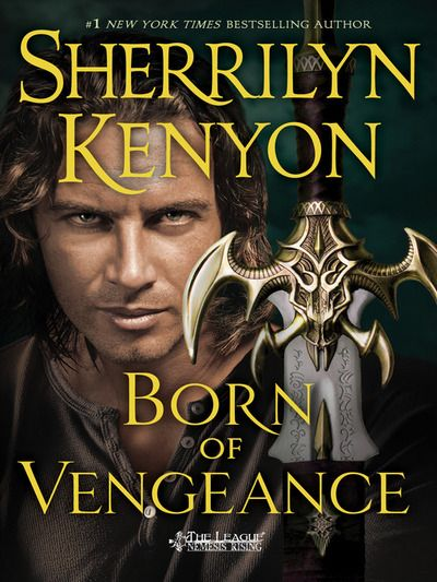 Born of Vengeance (The League) by Sherrilyn Kenyon at The Reading Cafe:  http://www.thereadingcafe.com/born-of-vengeance-by-sherrilyn-kenyon-a-review/