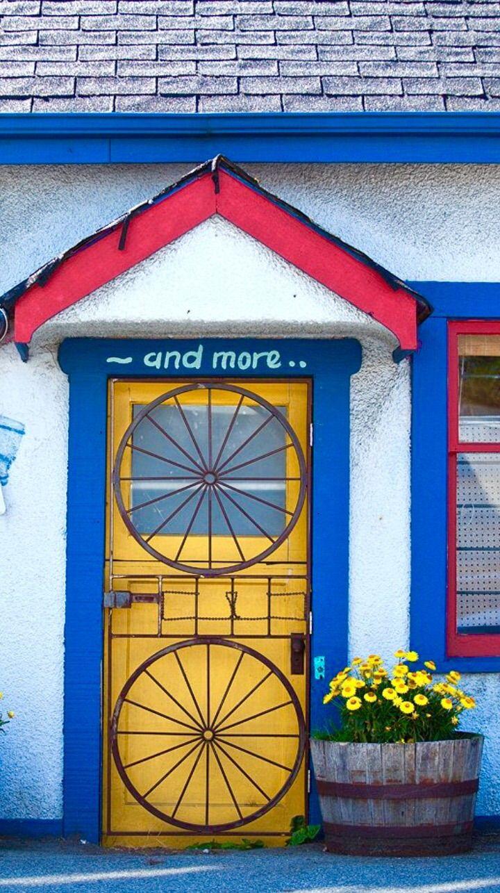 door... Richmond-Steveston, British Columbia, Canada