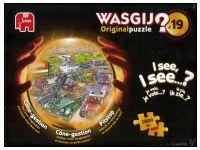 Wasgij? #19: Cone-gestion (1000)